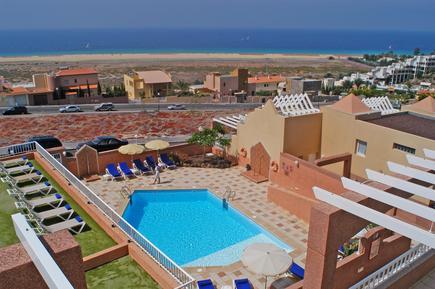 Gemütliches Ferienhaus : Region Fuerteventura für 5 Personen