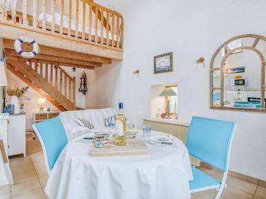 Gemütliches Ferienhaus : Region Quiberon für 2 Personen