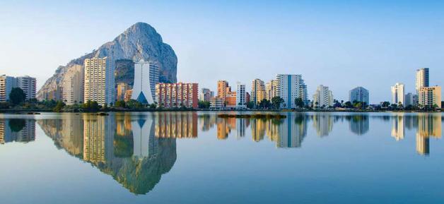 Für 5 Personen: Hübsches Apartment / Ferienwohnung in der Region Costa-Blanca
