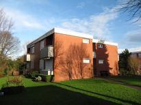 Rekreační byt 1285396 pro 2 osoby v Horumersiel
