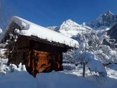 Gemütliches Ferienhaus : Region Französische Alpen für 3 Personen