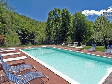 Gemütliches Ferienhaus : Region Pistoia für 14 Personen