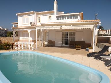 Gemütliches Ferienhaus : Region Algarve für 12 Personen