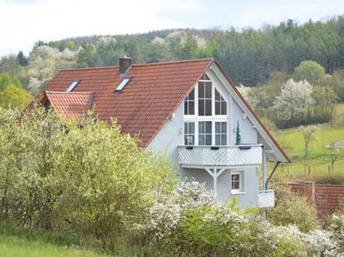 Für 7 Personen: Hübsches Apartment / Ferienwohnung in der Region Rhön