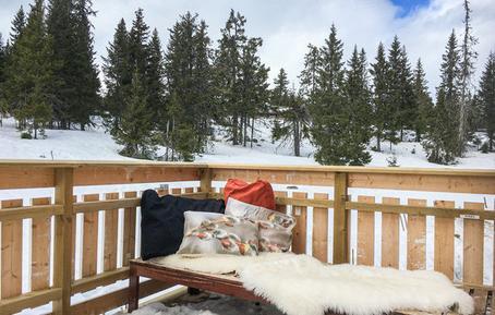 Für 3 Personen: Hübsches Apartment / Ferienwohnung in der Region Oppland