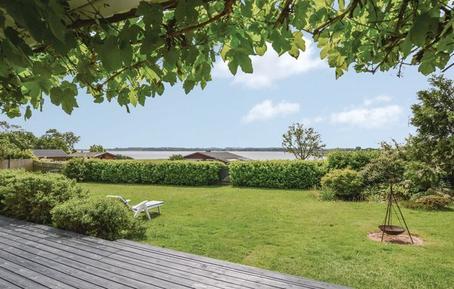 Gemütliches Ferienhaus : Region Seeland für 6 Personen