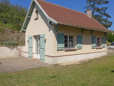 Gemütliches Ferienhaus : Region Cabourg für 4 Personen