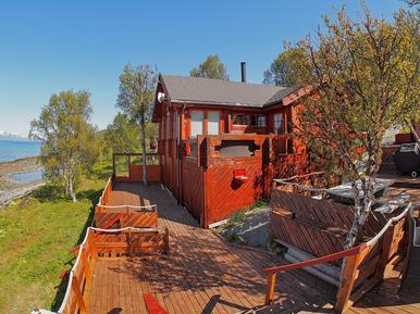 Gemütliches Ferienhaus : Region Nordnorwegen für 5 Personen