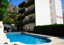 Appartement 1294270 voor 3 personen in L'Estartit