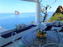 Holiday apartment 1294301 for 4 adults + 3 children in Panarea