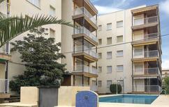 Appartement 1294415 voor 6 personen in Salou