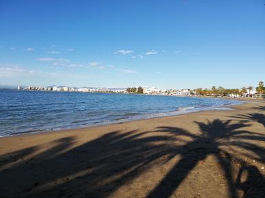 Ferienwohnung, Strand: 300 m