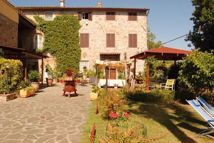 Für 6 Personen: Hübsches Apartment / Ferienwohnung in der Region San Ginese di Compito