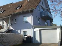 Mieszkanie wakacyjne 1295202 dla 3 osoby w Heitersheim