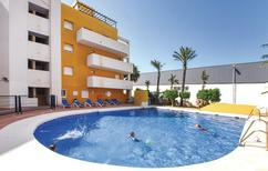 Holiday apartment 1295387 for 4 persons in Roquetas de Mar