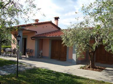 Gemütliches Ferienhaus : Region Pistoia für 5 Personen