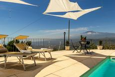 Ferienhaus 1297176 für 8 Personen in Castelmola