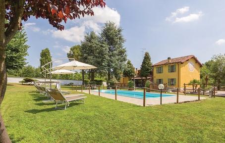 Für 9 Personen: Hübsches Apartment / Ferienwohnung in der Region Gardasee