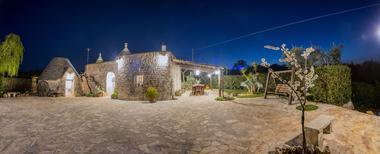 Villa 1297796 per 8 persone in Locorotondo