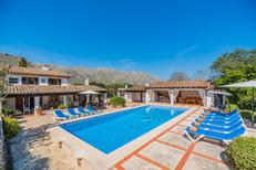Holiday home 1297927 for 8 persons in Pollença