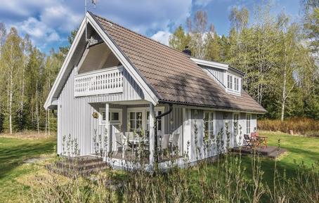 Gemütliches Ferienhaus : Region Mittelschweden für 7 Personen