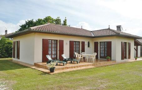 Gemütliches Ferienhaus : Region Aquitanien für 5 Personen