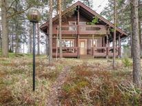Holiday home 1300689 for 8 persons in Reisjärvi