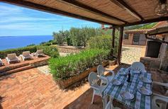 Ferienhaus 1301759 für 5 Personen in Porto Santo Stefano