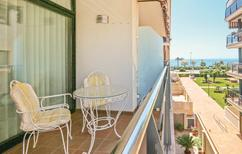 Appartement 1301904 voor 4 personen in Pineda de Mar