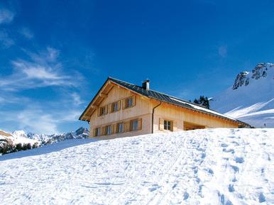 Gemütliches Ferienhaus : Region Vorarlberg für 18 Personen