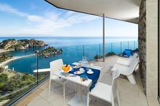 Holiday apartment 1305008 for 4 persons in Taormina