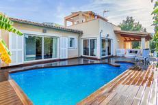 Villa 1305075 per 6 persone in Alcúdia