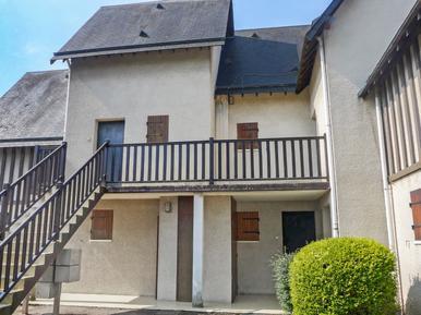 Für 4 Personen: Hübsches Apartment / Ferienwohnung in der Region Cabourg