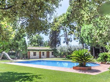 Gemütliches Ferienhaus : Region Costa-Dorada für 28 Personen