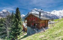 Ferienhaus 1306425 für 9 Personen in Saas-Fee