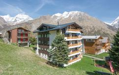 Appartement 1306448 voor 4 personen in Saas-Fee