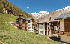 Appartement 1306454 voor 7 personen in Saas-Fee