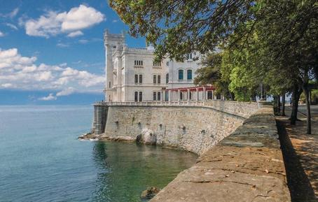 Für 4 Personen: Hübsches Apartment / Ferienwohnung in der Region Triest