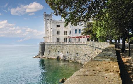 Für 2 Personen: Hübsches Apartment / Ferienwohnung in der Region Triest