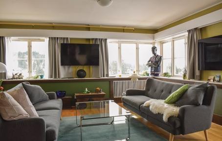 Für 4 Personen: Hübsches Apartment / Ferienwohnung in der Region Oppland