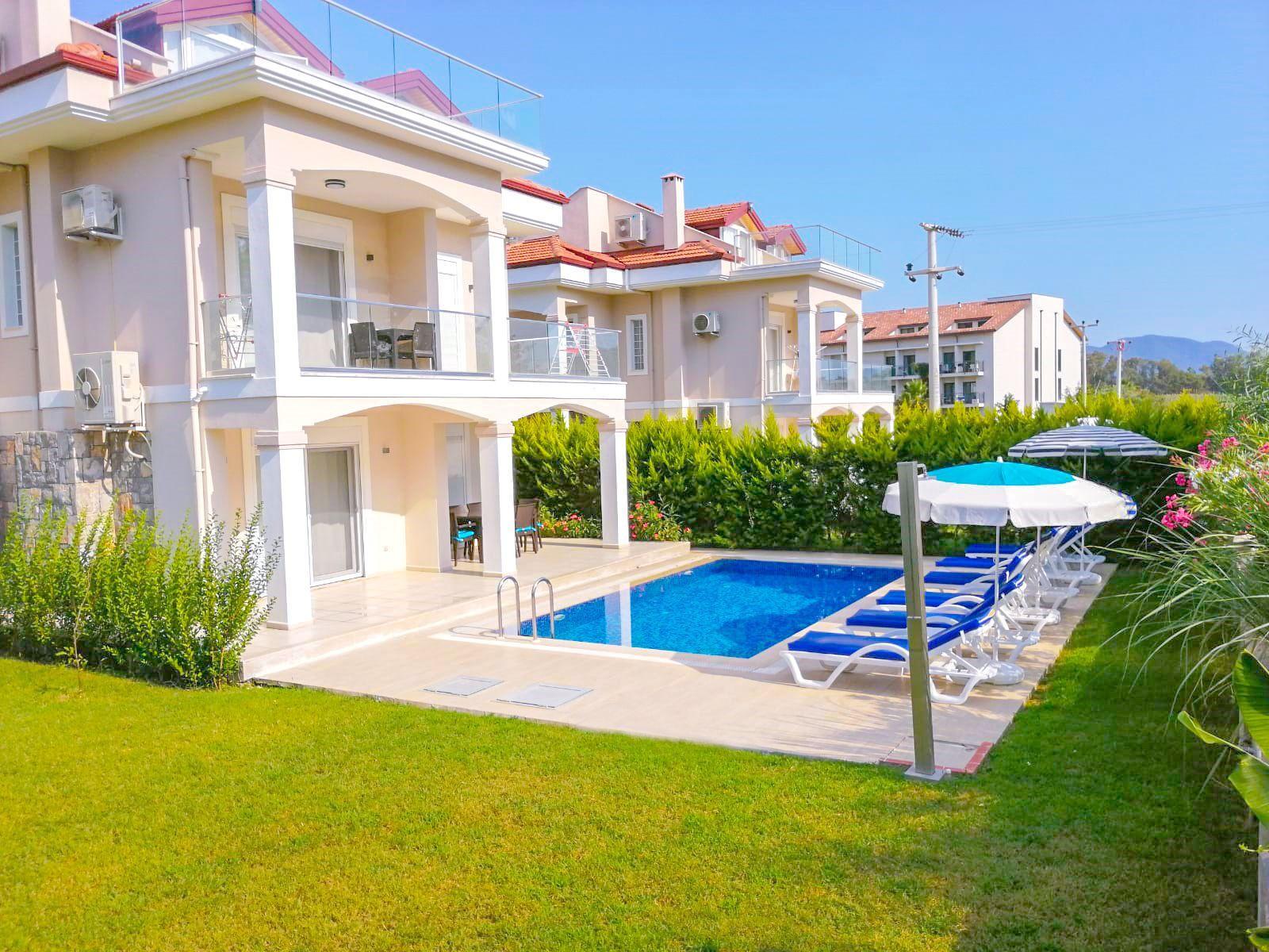 Ferienhaus mit Privatpool für 7 Personen ca.   in Türkei