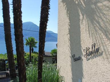 Für 3 Personen: Hübsches Apartment / Ferienwohnung in der Region Brissago
