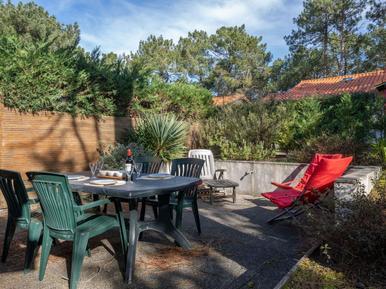 Gemütliches Ferienhaus : Region Lacanau für 4 Personen