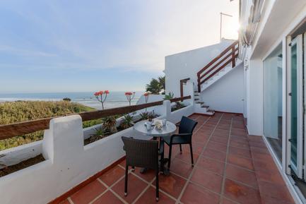 Gemütliches Ferienhaus : Region Costa de la Luz für 3 Personen