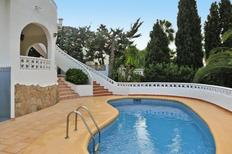 Holiday home 1312811 for 8 persons in Moraira