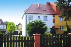 Holiday apartment 1312865 for 4 persons in Swinemünde