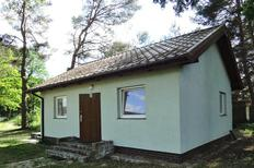 Holiday home 1312868 for 4 persons in Szczecin-Stettin