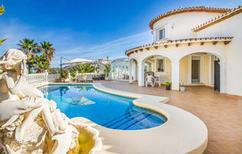 Ferienhaus 1313049 für 6 Erwachsene + 1 Kind in Muntanya de la Sella