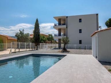 Für 4 Personen: Hübsches Apartment / Ferienwohnung in der Region Languedoc-Roussillon
