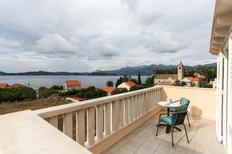 Holiday apartment 1315028 for 3 persons in Lopud